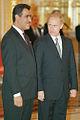 Vladimir Putin with Tawfeeq Ahmed Khalil al-Mansoor.jpg