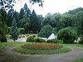 Vrnjačka banja - park u blizini rimskog izvora.jpg
