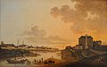 Vue de la filature prise du côté de Saint-Loup à Orléans, Gabriel Jean Louis Rabigot.jpg