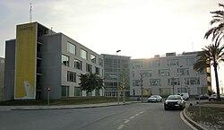 Vueling headquarters el Prat.JPG