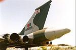 Vulcan rudder, fin and tail cone. (5043925628).jpg