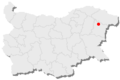 Vulchidol location in Bulgaria.png