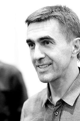 Vyacheslav Butusov - Vyacheslav Butusov in 2011