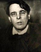 William Butler Yeats -  Bild