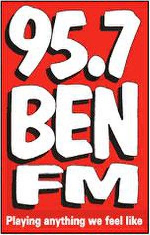 WBEN-FM - Image: WMWX