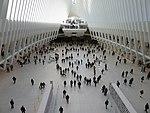 WTC Transporation Hub interior 2017c.jpg