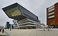 WU Wien, Library & Learning Center, Zaha Hadid 009.JPG