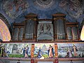 W zabytkowym kościele w Istebnej IMG 1448 krz.JPG