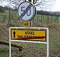 Waldbriedemes Exit CR148.jpg