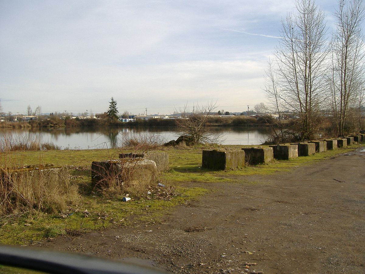 Walling pond wikipedia for Oregon fish stocking schedule