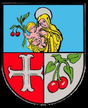Börrstadt - Image: Wappen Boerrstadt