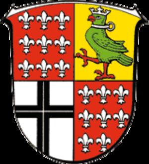 Eiterfeld - Image: Wappen Eiterfeld