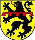 Das Wappen von Gerolstein