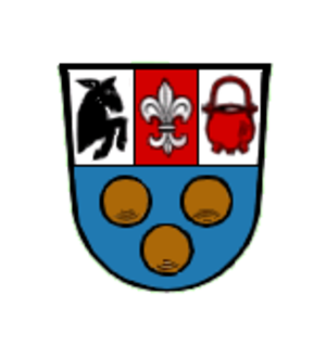 Haldenwang - Image: Wappen Haldenwang