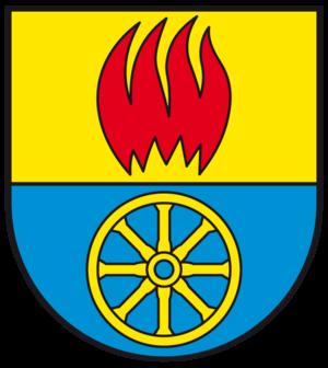 Jesendorf - Image: Wappen Jesendorf