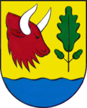 Torgelow am See - Image: Wappen Torgelow am See