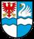 The coat of arms of the city of Villingen-Schwenningen