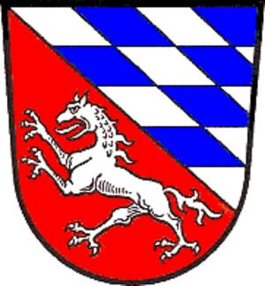 Vilshofen an der Donau - Image: Wappen Vilshofen an der Donau