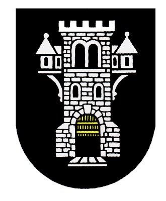 Menden - Image: Wappen der Stadt Menden (Sauerland)