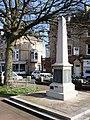 War memorial, Palace Avenue - geograph.org.uk - 366216.jpg
