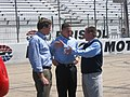 Warner and Ford at Bristol Motor Speedway (127527725).jpg