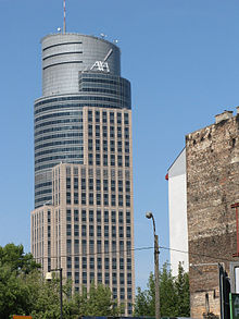 Image illustrative de l'article Warsaw Trade Tower