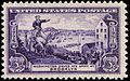 Washington Battle of Brooklyn 3c 1951 issue.JPG
