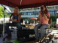 """Wasserweltfest 2012 - """"Zappa"""" Johann Cermak und Judith Pechoc.jpg"""
