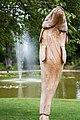 Water Garden Fish Statue (7958582510).jpg