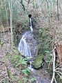 Waterfall near Leeswood - geograph.org.uk - 691624.jpg