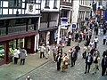 Watergate Street from the Rows - geograph.org.uk - 12480.jpg