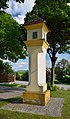 Wayside shrine Etzersdorf, road to Mitterkilling.jpg