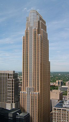 Image result for Cesar Pelli Bank of the New York architecture