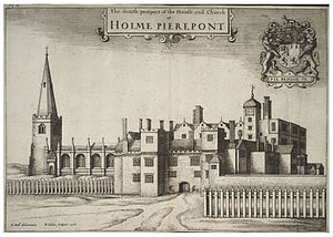 Wenceslas Hollar - Holme Pierrepont