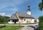 Wernberg Kantnig Kirchweg Filialkirche hll. Peter und Paul SW-Ansicht 30052018 3537.jpg