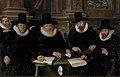 Werner Jacobsz. van den Valckert - De regenten van het Leprozenhuis - SA 7418 - Amsterdam Museum.jpg