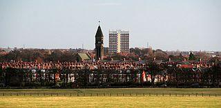 Jesmond Human settlement in England