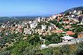 Widok z zamku na miasto Kruja 1.jpg
