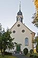 Wiesloch-Baiertal Evangelische Kirche 20101010.jpg