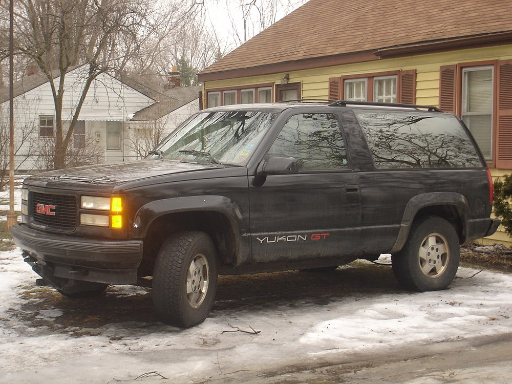 Chevrolet Tahoe Eanswers