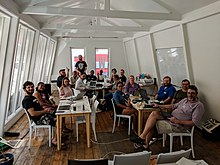 Wikidata-sixth-birthday-cape-town.jpg