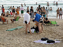Wikimania 2011 - Beach Party 6-08-12 (6).jpg