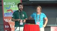 File:Wikimania 2016 - GLAM by Liam Wyatt, Jane Darnell.webm