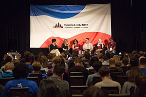 Wikimania 2017 panel discussion.jpg