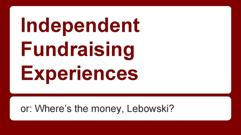 File:Wikimedia Conference 2015 Independent Fundraising Experiences session.pdf