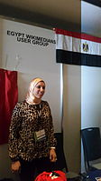 Wikimedia Egytian User Group stall 2.jpg