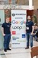Wikimedia Hackathon Vienna 2017-05-20 fh st pölten 02.jpg