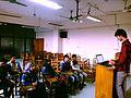 Wikipedia's 16th Birthday celebration in Barisal - 01.jpg
