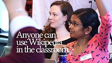 Файл:Wikipedia in Education (1 of 12) Why do you teach Wikipedia?.webm