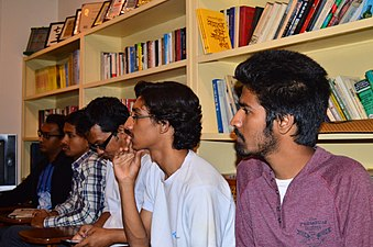 Wikipedians at WPMCTG3 (06).jpg